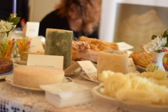 Cheeses handmade by the Belgrade woman ultimately won over hearts of the visitors - and won the Innovation Award by the decision of a Jury
