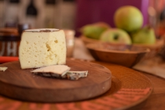 Goat cheese produced by the retired Professor Budimirović near Šabac, Serbia, was one of the best graded cheeses