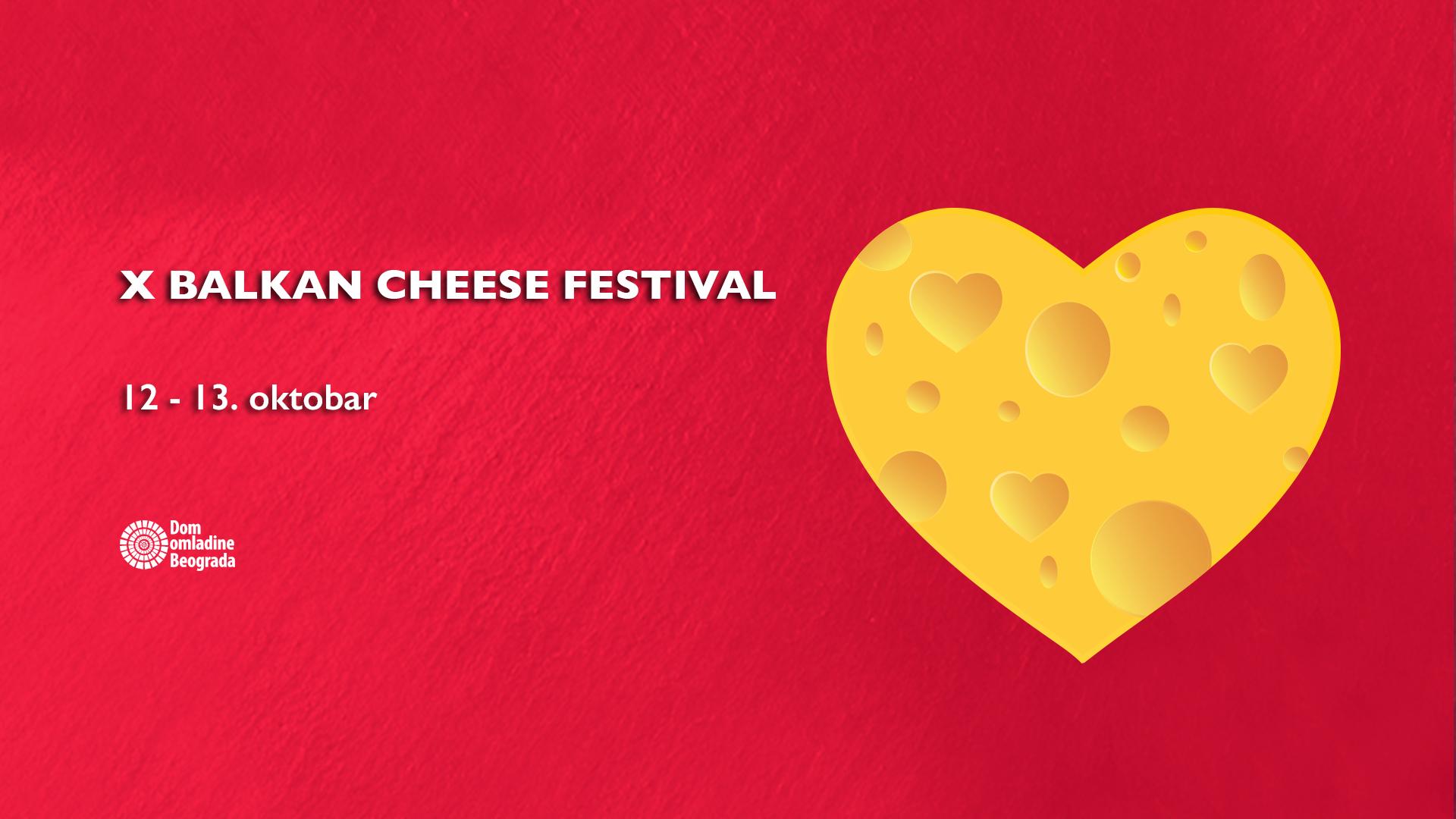 Poziv izlagačima na 10. festival autohtonih sireva Balkana